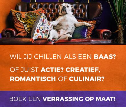 Laat een verrassing regelen voor thuis - Relaxen, culinair, actie of romantisch... en alles corona-proof!